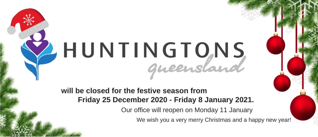 2019 Festive office closure